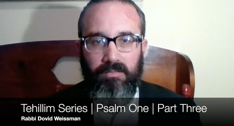 Tehillim Series | Psalm One | Part Three - Netiv net